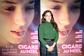 """""""Cigare au Miel"""" Premiere At L'Institut Du Monde Arabe..."""