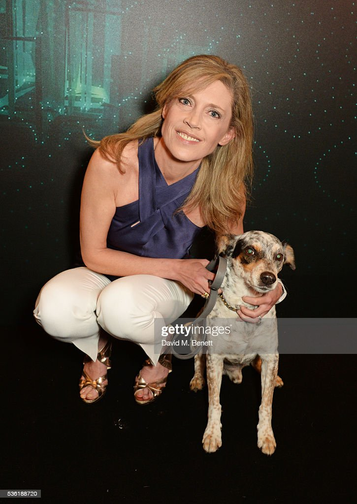 Zoe Appleyard-Ley attends as SIRIN LABS Launches SOLARIN at One Marylebone on May 31, 2016 in London, England.