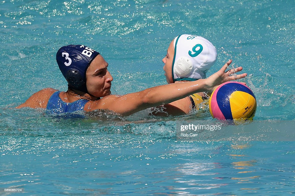 Water Polo - Olympics: Day 8