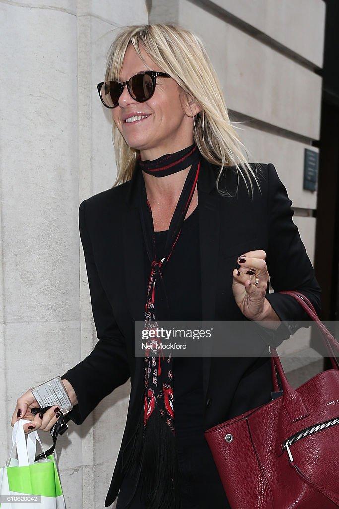 London Celebrity Sightings -  September 27, 2016