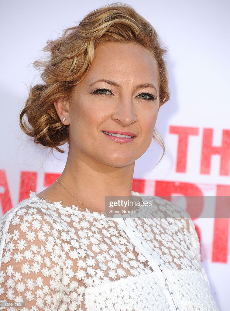 Zoe Bell arrives at 'The Internship' - Los Angeles Premiere at Regency Village Theatre on May 29, 2013 in Westwood, California.
