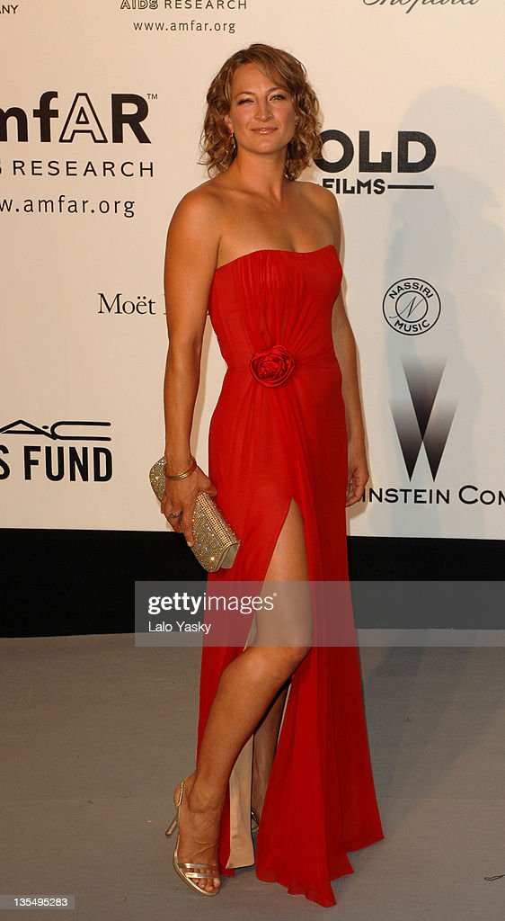 Zoe Bell at amfAR's Cinema Against AIDS event, presented by Bold Films, the M•A•C AIDS Fund and The Weinstein Company to benefit amfAR