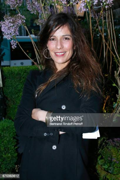 Zoe Felix attends 'La Closerie des Lilas' Literary Awards 2017 at La Closerie des Lilas on April 19 2017 in Paris France