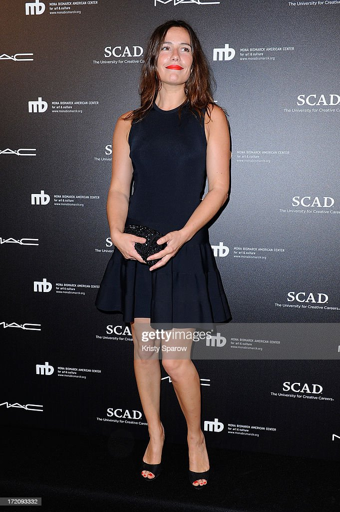 <a gi-track='captionPersonalityLinkClicked' href=/galleries/search?phrase=Zoe+Felix&family=editorial&specificpeople=538434 ng-click='$event.stopPropagation()'>Zoe Felix</a> attends the Little Black Dress exhibition as part of Paris Fashion Week Haute-Couture F/W 2013-2014 on July 1, 2013 in Paris, France.
