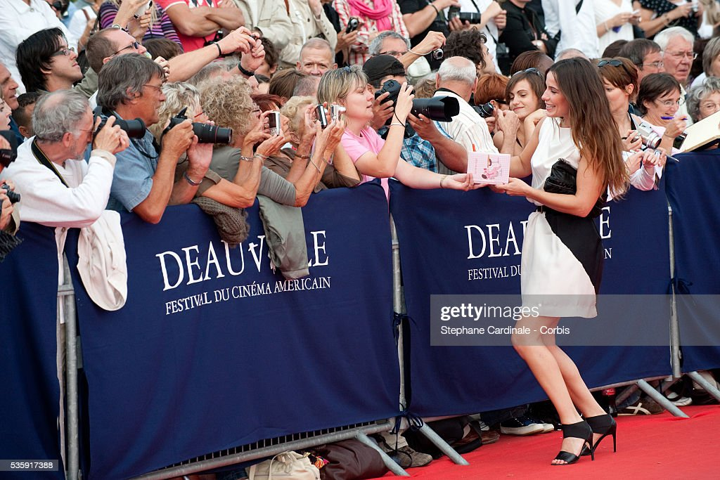 France - 'You Will Meet a Tall Dark Stranger' Premiere - 36th Deauville Film Festival