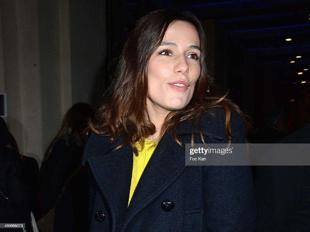 Zoe Felix attends the Sushi Shop Launches New Menu By Joel Robuchon At Le Mini Palais - Photo Call on November 19, 2013 in Paris, France.