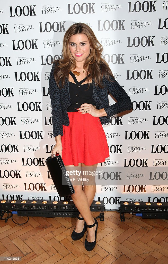 Zoe Hardman attends the 5th anniversary party of LOOK magazine at One Marylebone on March 1, 2012 in London, England.
