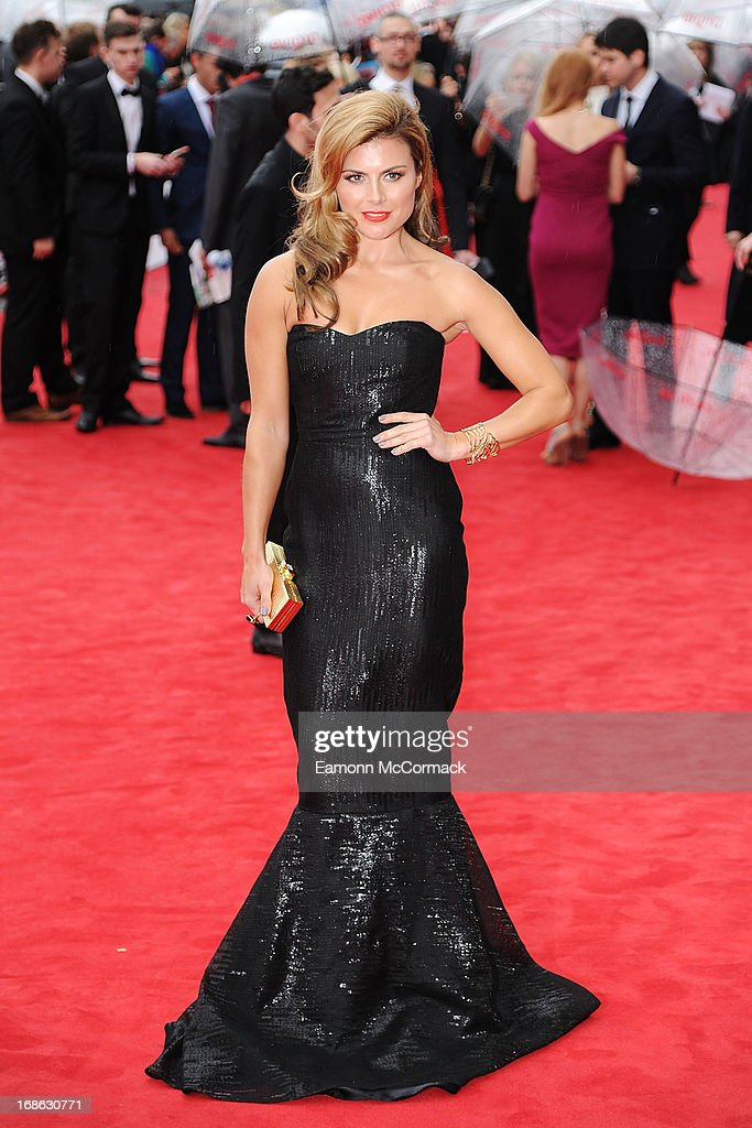 Zoe Hardman attends the Arqiva British Academy Television Awards 2013 at the Royal Festival Hall on May 12, 2013 in London, England.