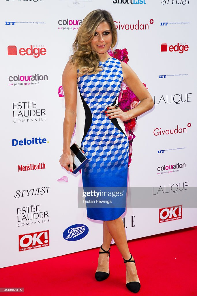<a gi-track='captionPersonalityLinkClicked' href=/galleries/search?phrase=Zoe+Hardman&family=editorial&specificpeople=2278465 ng-click='$event.stopPropagation()'>Zoe Hardman</a> attends the FiFi UK Fragrance Awards at The Brewery on May 15, 2014 in London, England.