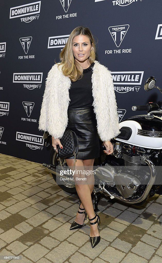 Triumph Motorcycles Global Bonneville Launch