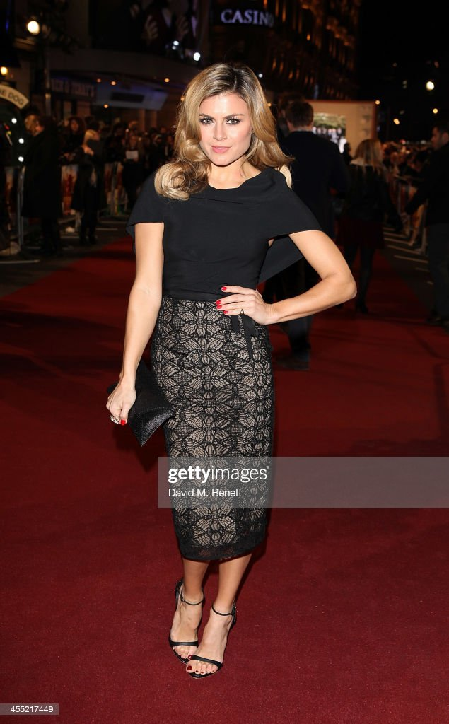 <a gi-track='captionPersonalityLinkClicked' href=/galleries/search?phrase=Zoe+Hardman&family=editorial&specificpeople=2278465 ng-click='$event.stopPropagation()'>Zoe Hardman</a> attends the UK premiere of 'Anchorman 2: The Legend Continues' at the Vue West End on December 11, 2013 in London, England.