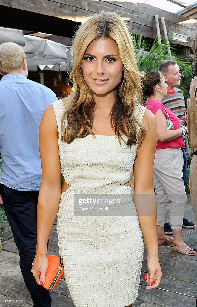 Zoe Hardman attends Warner music group summer party in association with Esquire at Shoreditch House on July 18, 2013 in London, England.