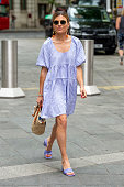 London Celebrity Sightings - June 10, 2021