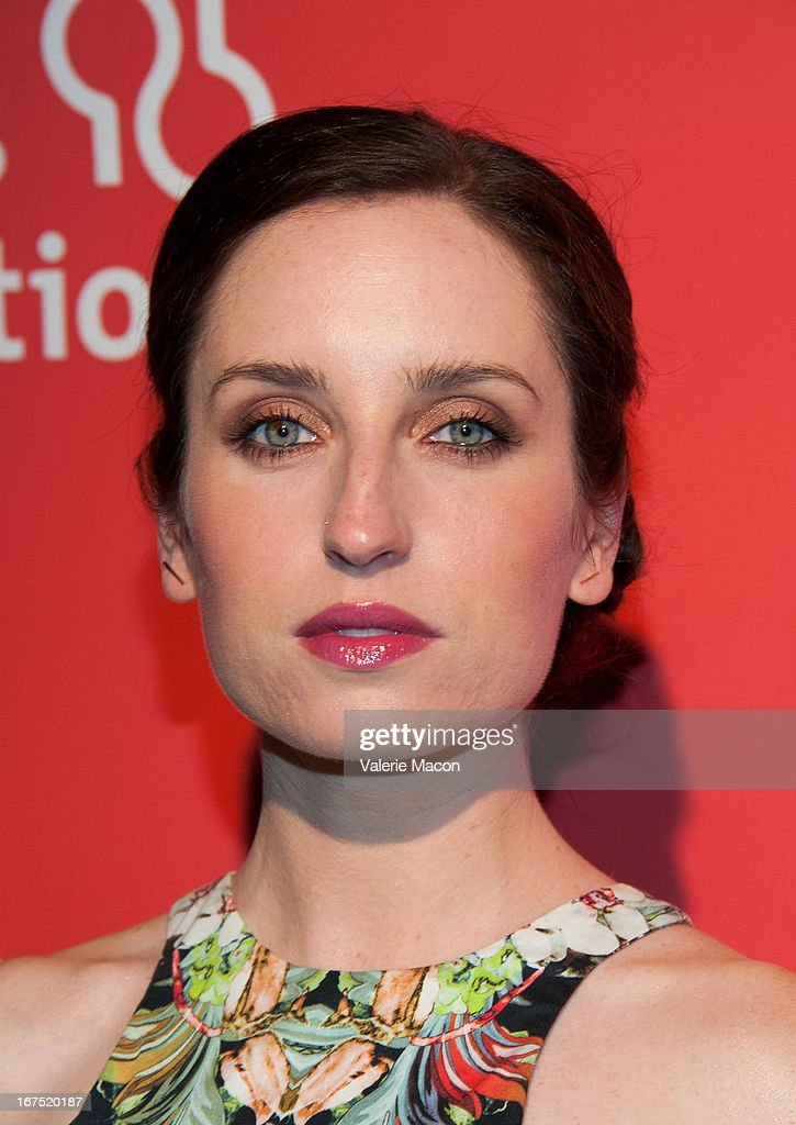 Zoe Lister Jones arrives at the 2nd Annual Hilarity for Charity Event at Avalon on April 25, 2013 in Hollywood, California.
