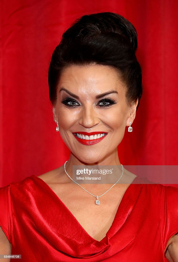<a gi-track='captionPersonalityLinkClicked' href=/galleries/search?phrase=Zoe+Lucker&family=editorial&specificpeople=204205 ng-click='$event.stopPropagation()'>Zoe Lucker</a> attends the British Soap Awards 2016 at Hackney Empire on May 28, 2016 in London, England.