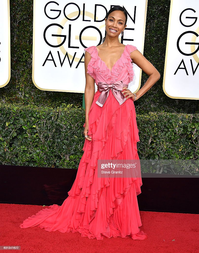 zoe-saldana-arrives-at-the-74th-annual-golden-globe-awards-at-the-picture-id631341622