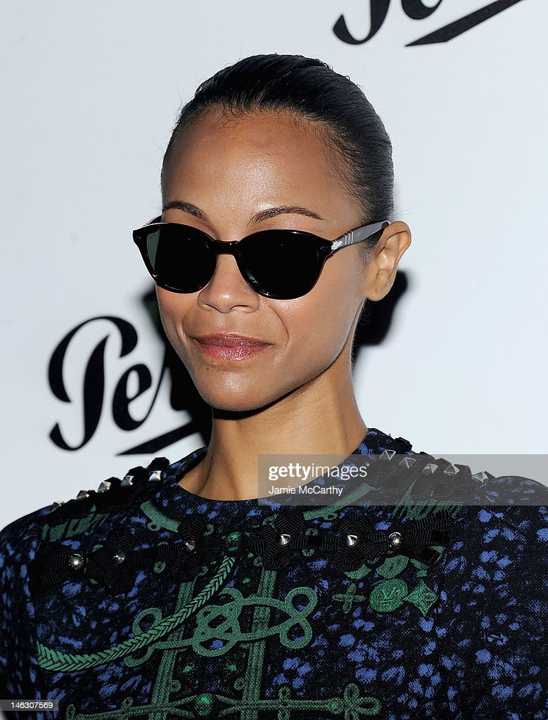 Zoe Saldana 30 Stories Of Craftmanship In Film Event at Museum of the Moving Image on June 13, 2012 in the Queens burough of New York City.