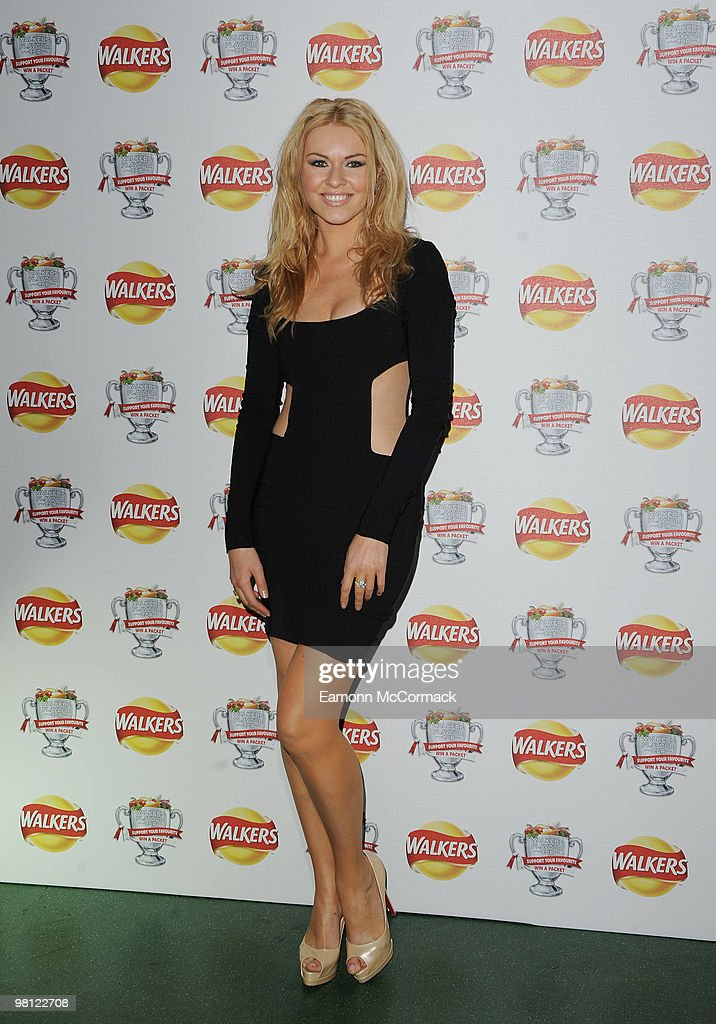 Walkers - Campaign Launch - Arrivals