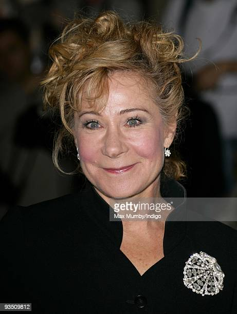 Zoe Wanamaker attends the London Evening Standard Theatre Awards at the Royal Opera House on November 23 2009 in London England
