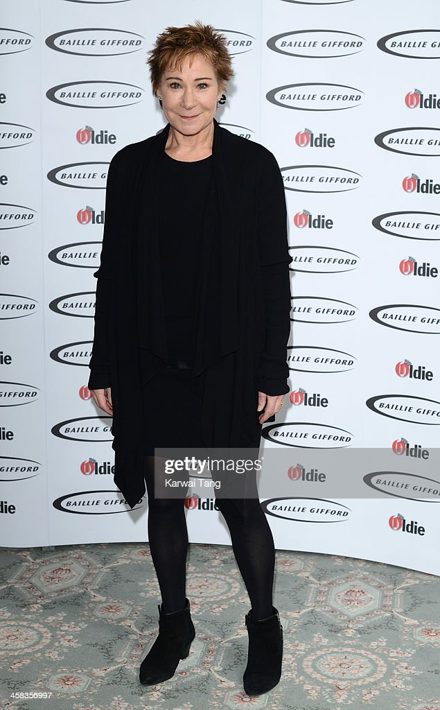 Zoe Wannamaker attends the Oldie of the Year awards at Simpsons in the Strand on February 4, 2014 in London, England.