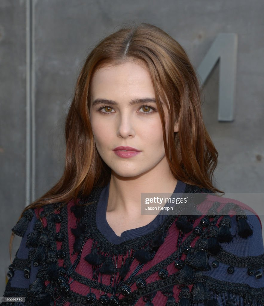 Zoey Deutch attends the Marc By Marc Jacobs Fall/Winter 2014 Preview at Marc Jacobs on June 20 2014 in Los Angeles California