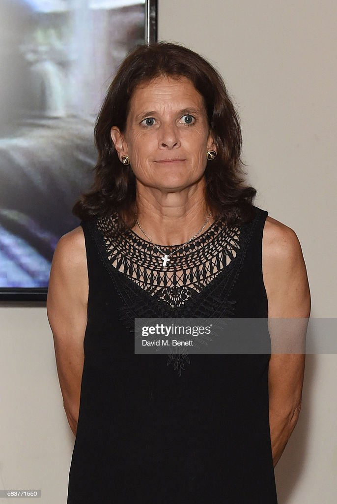 Zola Budd attends the premiere of the Sky Atlantic original documentary feature 'The Fall' at Picturehouse Central on July 27, 2016 in London, England.