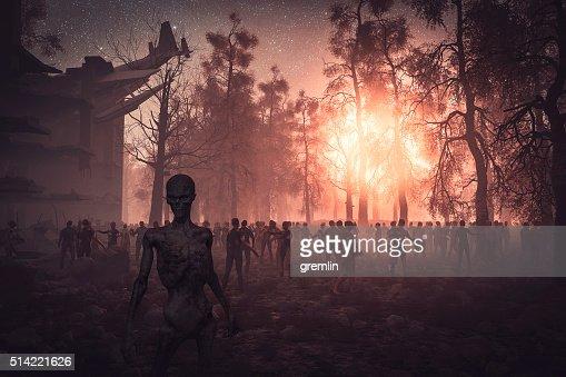 Zombie Apocalypse, Zhe End