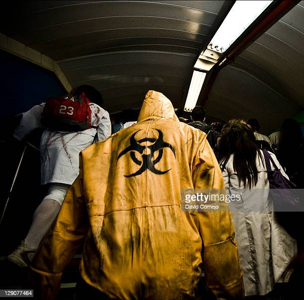 Zombie underground
