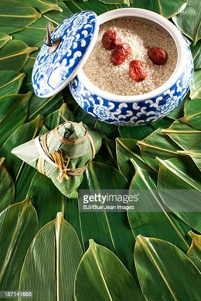 Zongzi and its ingredients