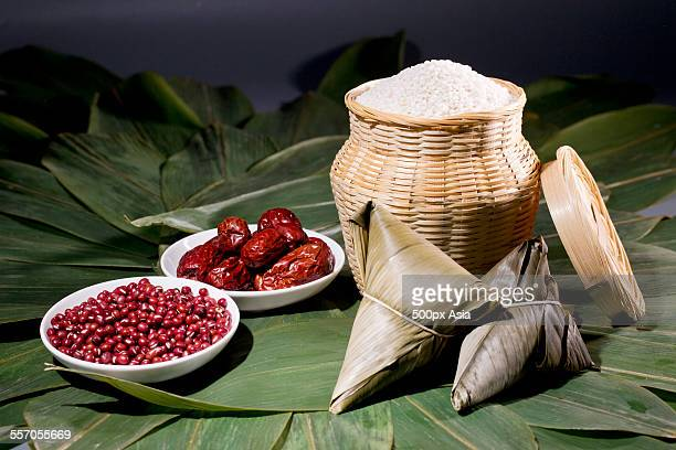 Zongzi and the Ingredients
