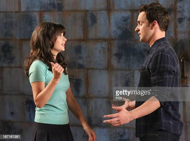 do nick and jess start dating in new girl Will jess and nick ever get together on 'new girl' (video) bill murray and chris farley their start that made him a career in do you think jess and nick.