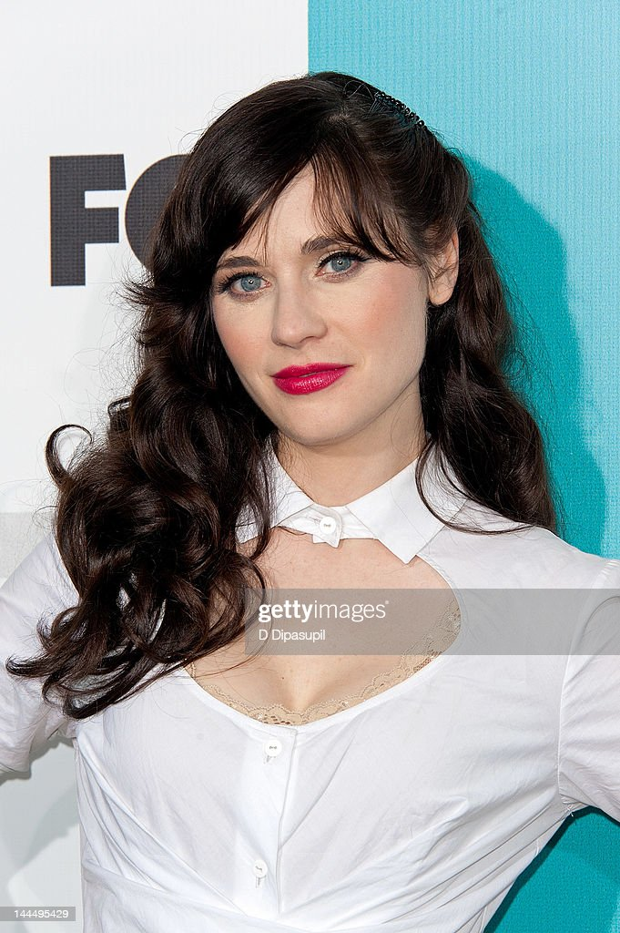 <a gi-track='captionPersonalityLinkClicked' href=/galleries/search?phrase=Zooey+Deschanel&family=editorial&specificpeople=202927 ng-click='$event.stopPropagation()'>Zooey Deschanel</a> attends the Fox 2012 Programming Presentation Post-Show Party at Wollman Rink - Central Park on May 14, 2012 in New York City.
