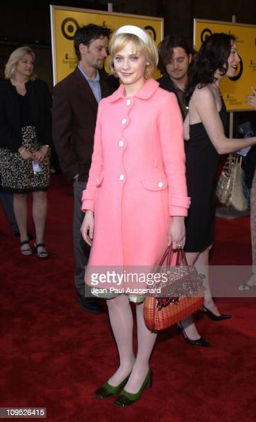 Zooey Deschanel during 'The Good Girl' Los Angeles Premiere Closing Night Gala For The 2002 IFP/West at Pacific Theater in Hollywood California...
