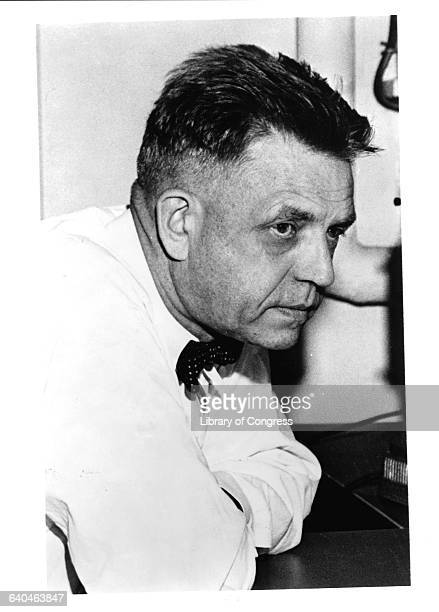 Zoologist Specializing in Human Sexuality Dr Alfred Kinsey