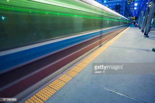 Zoom Train