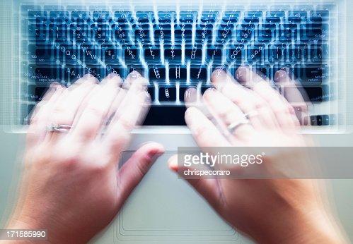 Zoom Typing Frenzy