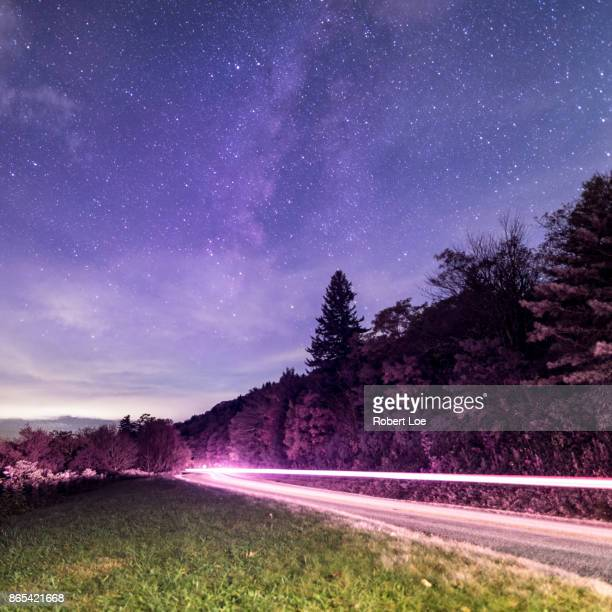 Zooming through the Milky Way.
