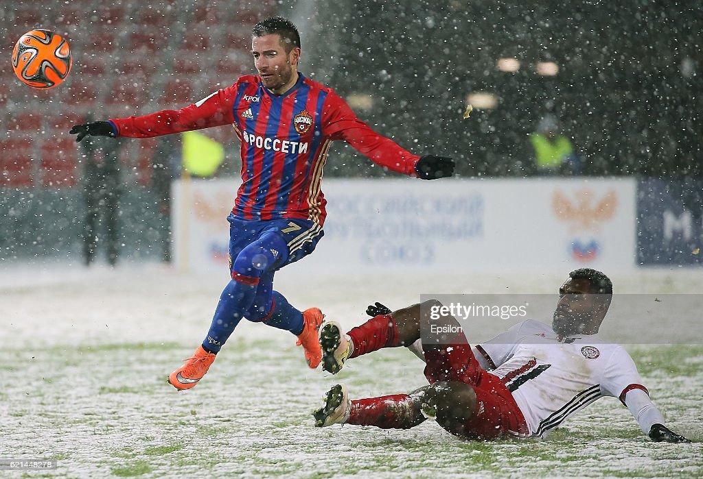 PFC CSKA Moscow v FC Amkar Perm - Russian Premier League