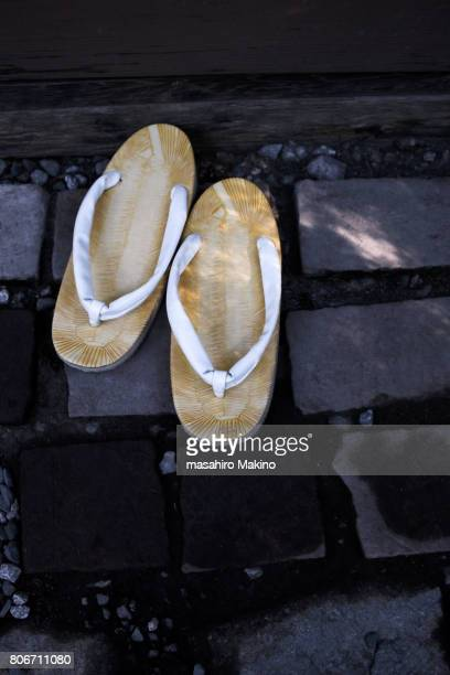 Zori, Traditional Sandals
