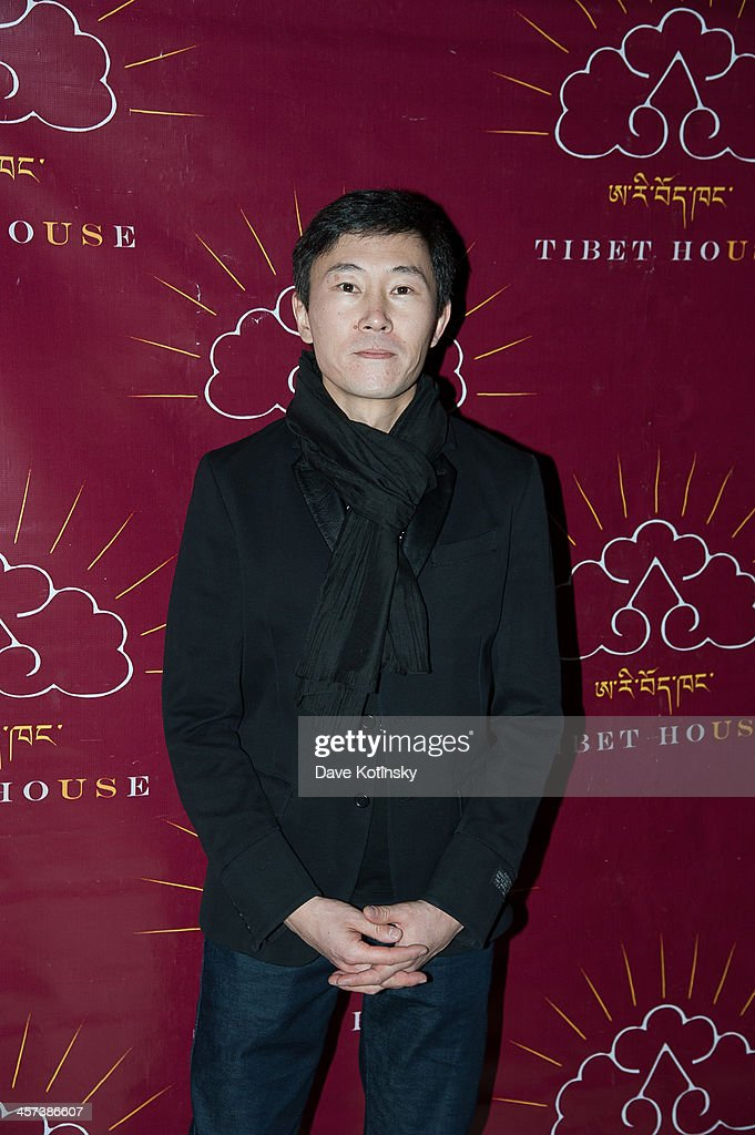 Zorikto Dorzhiev attends the 11th annual Tibet House US Benefit Auction> at Christie's Auction House on December 16, 2013 in New York City.