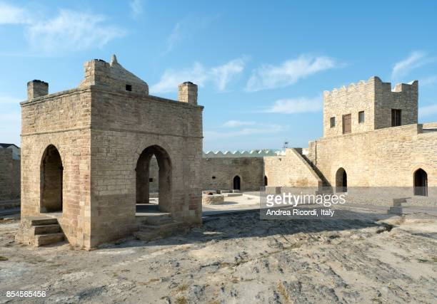 Zoroastrian Fire Temple of Baku, Azerbaijan