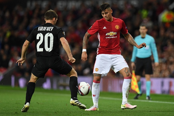 FBL-EUR-C3-MAN UTD-ZORYA : News Photo