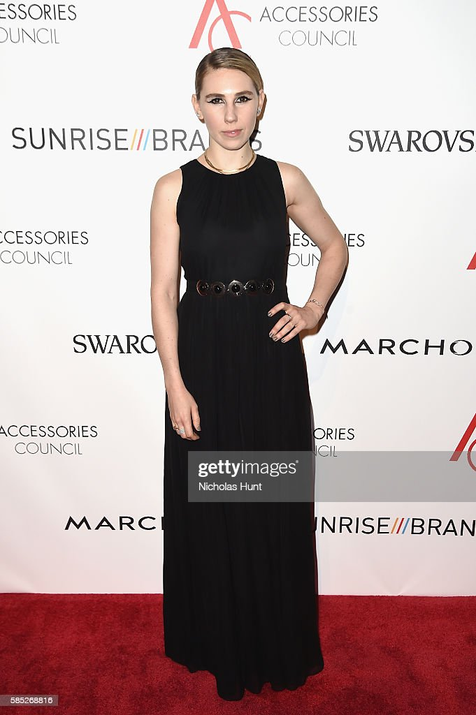 Zosia Mamet attends the 2016 ACE Awards at Cipriani 42nd Street on August 2 2016 in New York City