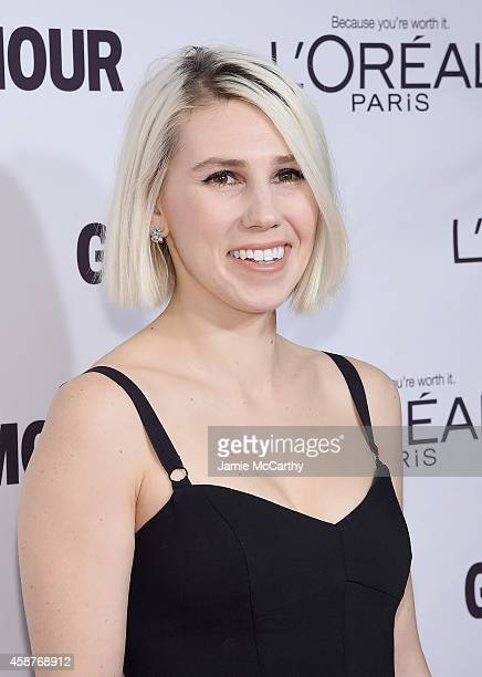 Zosia Mamet attends the Glamour 2014 Women Of The Year Awards at Carnegie Hall on November 10 2014 in New York City