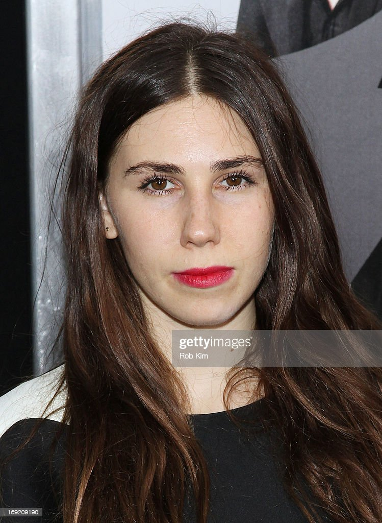 <a gi-track='captionPersonalityLinkClicked' href=/galleries/search?phrase=Zosia+Mamet&family=editorial&specificpeople=7439328 ng-click='$event.stopPropagation()'>Zosia Mamet</a> attends the 'Now You See Me' New York Premiere at AMC Lincoln Square Theater on May 21, 2013 in New York City.