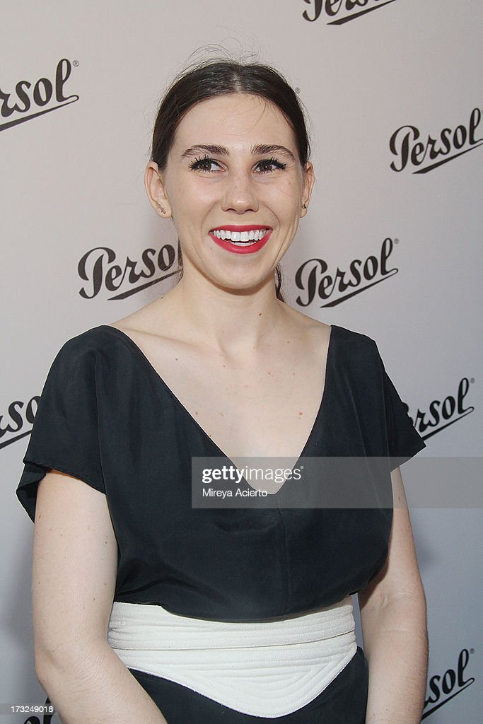 Zosia Mamet attends the 'Persol Magnificent Obsessions:30 Stories Of Craftsmanship In Film' Opening at Museum of the Moving Image on July 10, 2013 in the Queens borough of New York City.