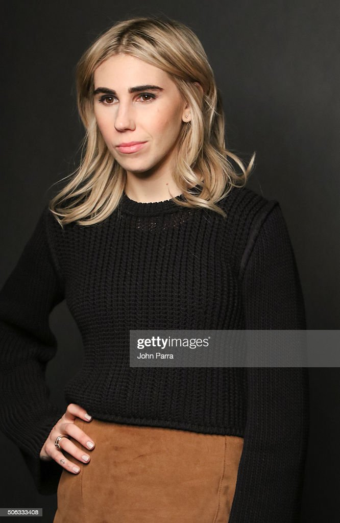 Zosia Mamet from the film 'Weiner Dog' poses for a portrait during The Hollywood Reporter 2016 Sundance Studio at Rock & Reilly's Day 1 on January 22, 2016 in Park City, Utah.