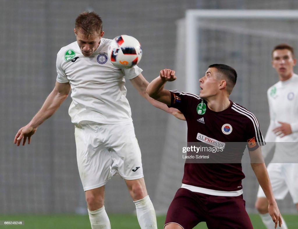 s et images de Vasas FC v Ujpest FC Hungarian Cup