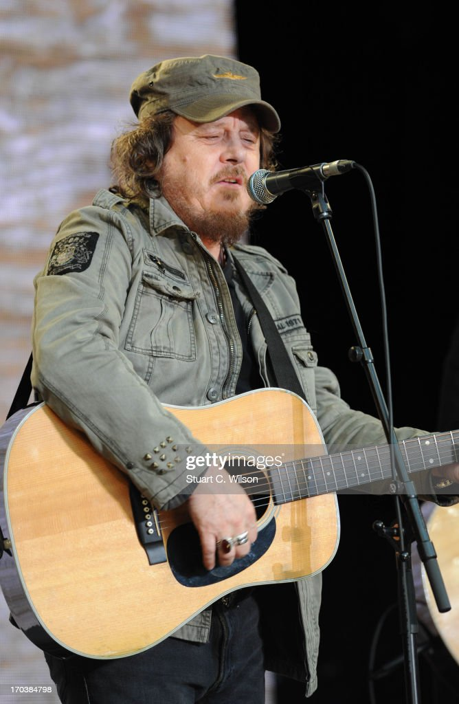 Zucchero performing at agit8 at Tate Modern, ONE's campaign ahead of the G8 on June 12, 2013 in London, England.