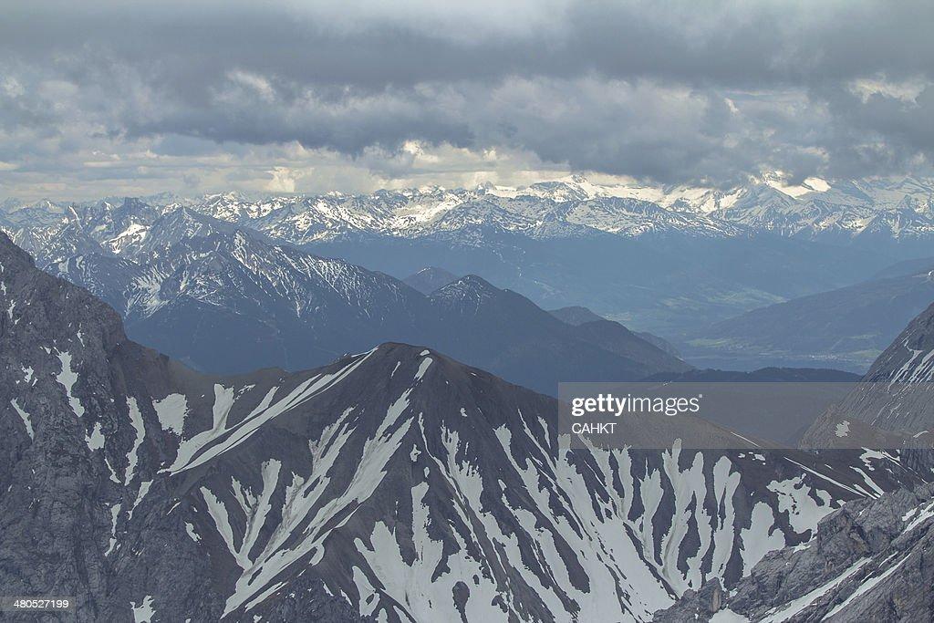 Zugspitze : Stock-Foto